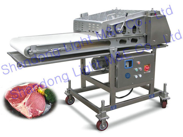 Automatic Meat Steak Flattening Machine