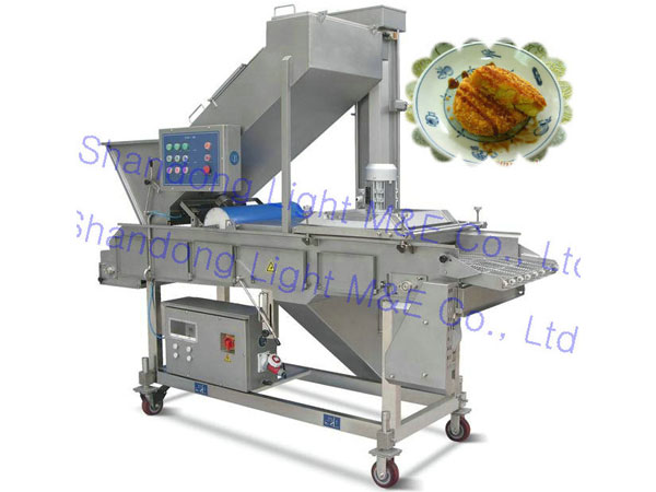 Automatic Breading Machine